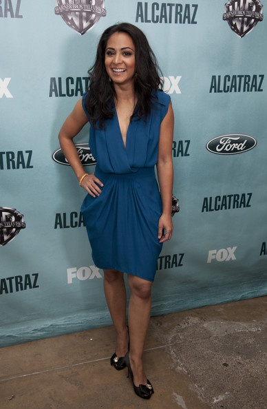 Parminder Nagra is currently starring in Season 1 of Alcatraz is an American television series.