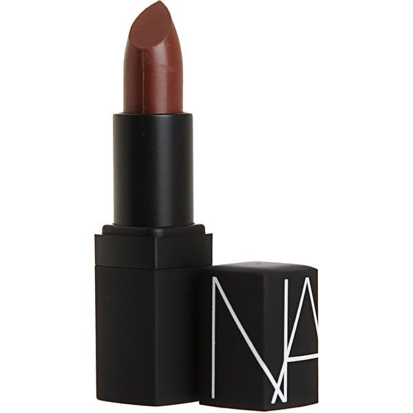 NARS Sheer Lipstick ($27) ❤ liked on Polyvore featuring beauty products, makeup, lip makeup, lipstick, beauty, lips, cosmetics, colorless, brown lipstick and nars cosmetics