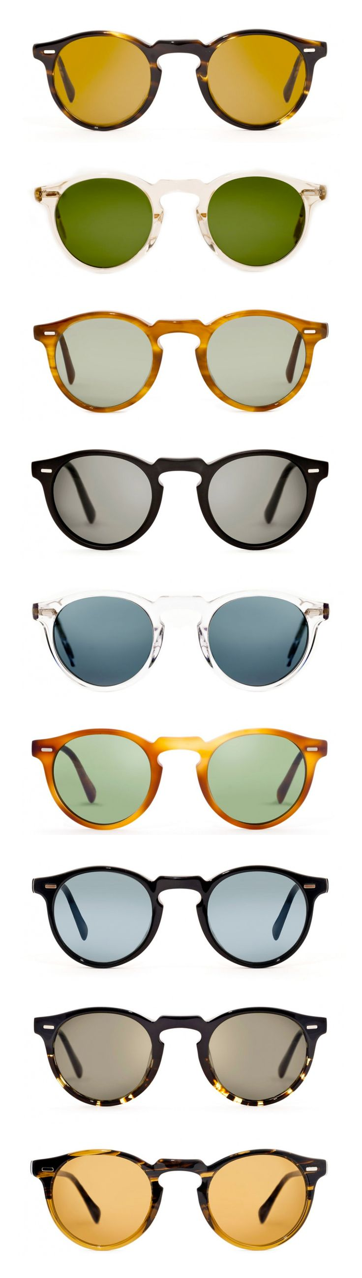 I LOVE Oliver Peoples....every since American Psycho I became (slightly) obsessed...