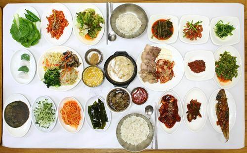 Diet Tea Korean