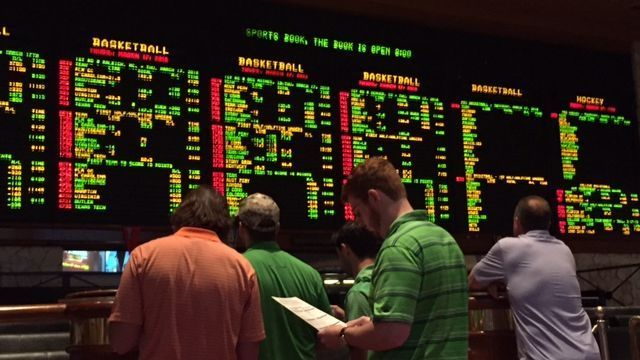 Future of sports betting: the marketplace
