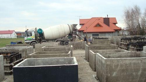 szamba betonowe Piotrków Trybunalski