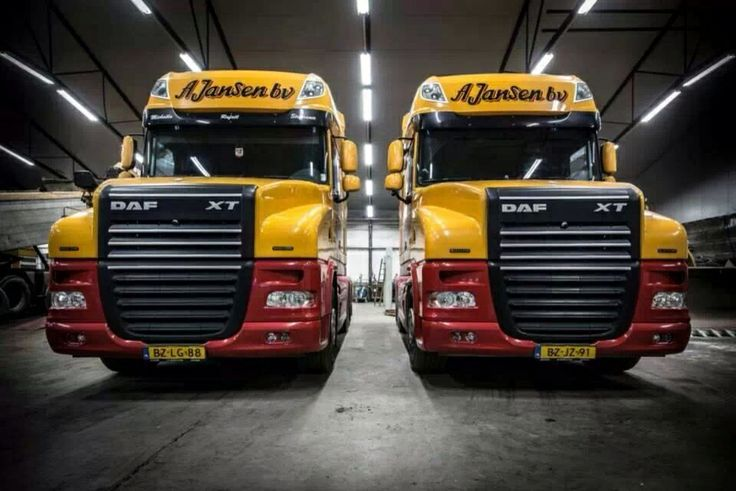 Fotoshoot in de garage daf xt pinterest garage for Garage daf massy