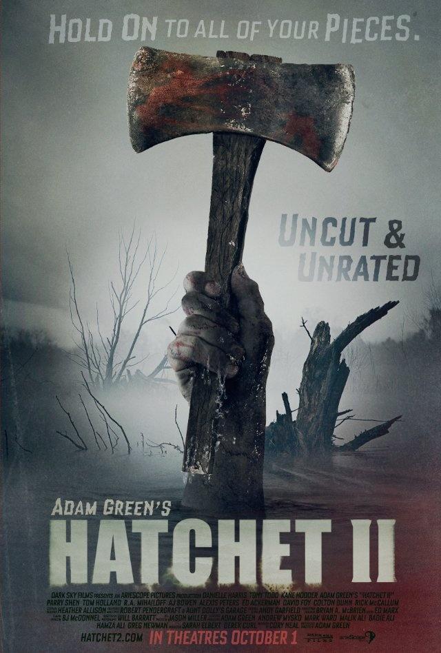 Hatchet II #horror #movie