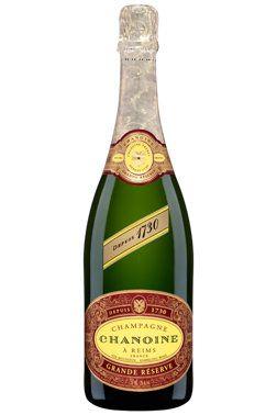 Champagne Chanoine Frères Grande Réserve Brut