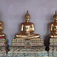 BBM KOREA | Bangkok Thailand | Temple of the Reclining Buddha | Wat Pho