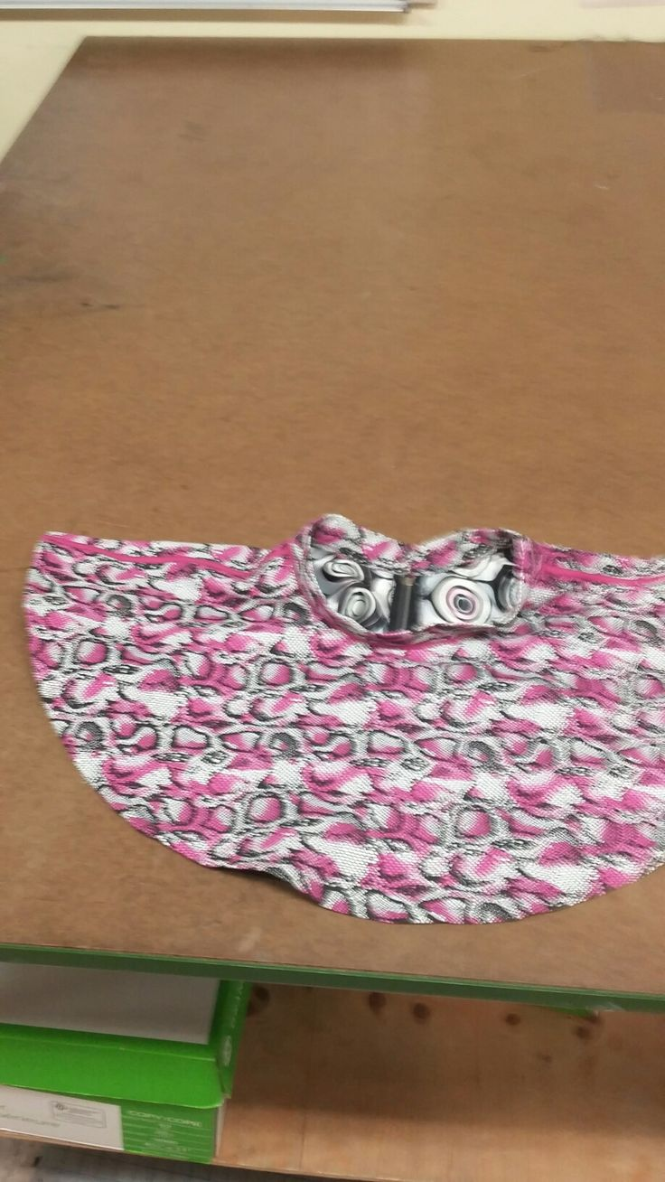 Another children's full Circular Skirt with a lining in it.
