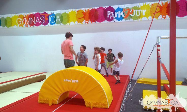Explicando el siguiente ejercicio... #Parkour  #Gimnasia #Bootcamp #BabyGym