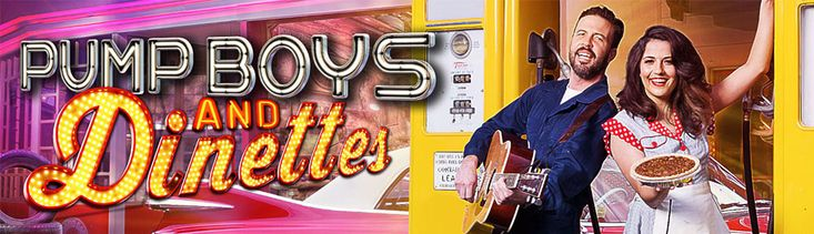 """Tips"" – Pump Boys and Dinettes Music and Lyrics: John Foley, Mark Hardwick, Debra Monk, Cass Morgan, John Schimmel, & Jim Wann Jam-packed with innuendo, this sizzling, countrified tune is a re…"