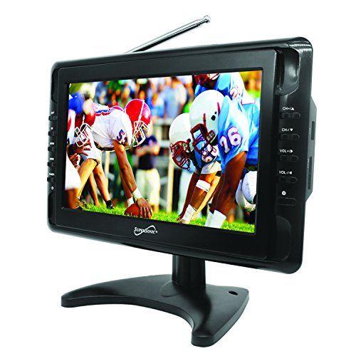 SuperSonic  Portable LCD Digital AC/DC TV 10-Inch Supersonic https://www.amazon.com/dp/B01M084K62/ref=cm_sw_r_pi_dp_x_Z2ZfzbTJJHA7W