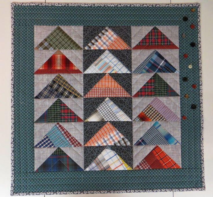 The Way I Sew It: Plaid Peaks Finished