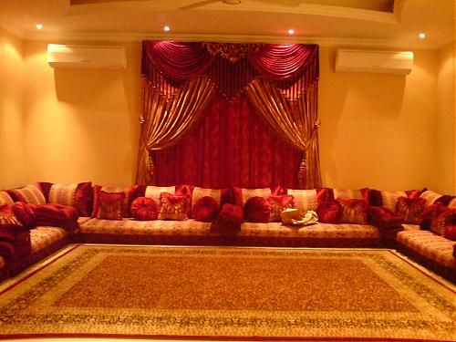 2014 2014 for Arabic living room decoration