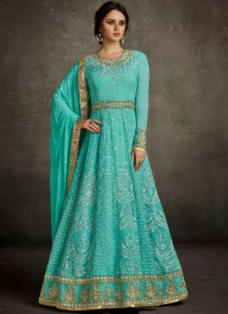 4053dbd0e4 Pin by angelnx on Fancy Gown in 2019 | Designer anarkali dresses, Dresses, Anarkali  dress