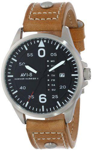 AVI-8 Men's AV-4003-02 Hawker Harrier II Analog Japanese-Quartz Brown Watch AVI-8,http://www.amazon.com/dp/B00FR6ZYMG/ref=cm_sw_r_pi_dp_Z4Cntb19TS9PVYXR