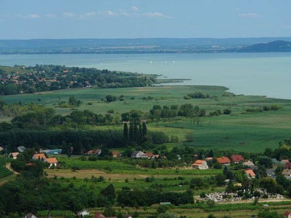 Balaton. Szigliget. Hungary
