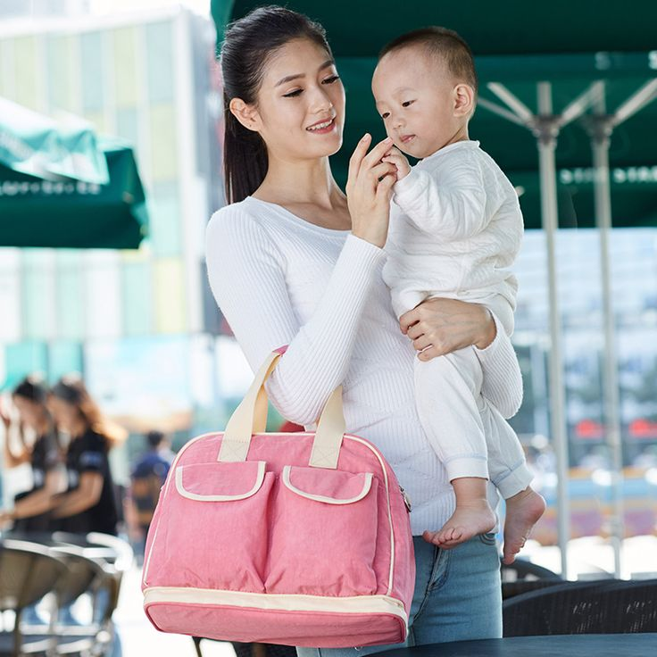 ==> [Free Shipping] Buy Best Fashion Mummy Bag Nappy Diaper Bags Multifunctional Large Mother Handbag Mama Shoulder Bag Tote Bag Online with LOWEST Price | 32824837118