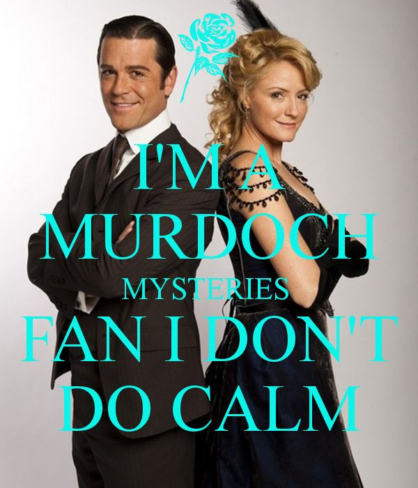 17 Best Images About Murdoch Mysteries On Pinterest