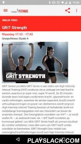 Fitness Fitaal  Android App - playslack.com ,  Het fitnesscentrum waar u zich thuis voeltEen enthousiast team staat voor u klaar om u te helpen uw doelstellingen op een prettige manier te bereiken. Maar liefst 4 studio's zijn gereserveerd voor de groepslessen. In onze aerobic-, groepsfitness-, fiets- en body & mind studio bieden we dagelijks een zeer gevarieerd lesprogramma aan. Wilt u trainen op uithoudingsvermogen, spierconditie, kracht, vetverbranding, lenigheid en/of coördinatie ? In…
