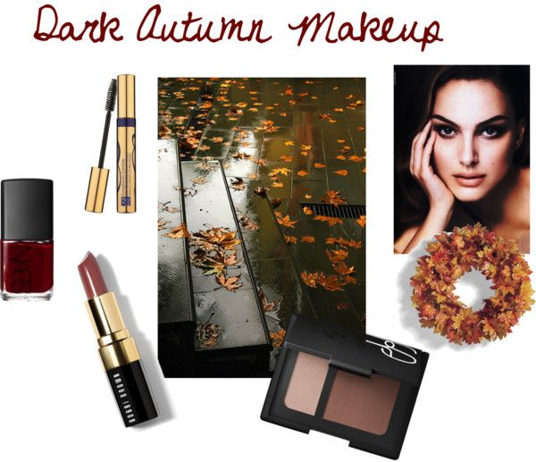Dark Autumn Makeup