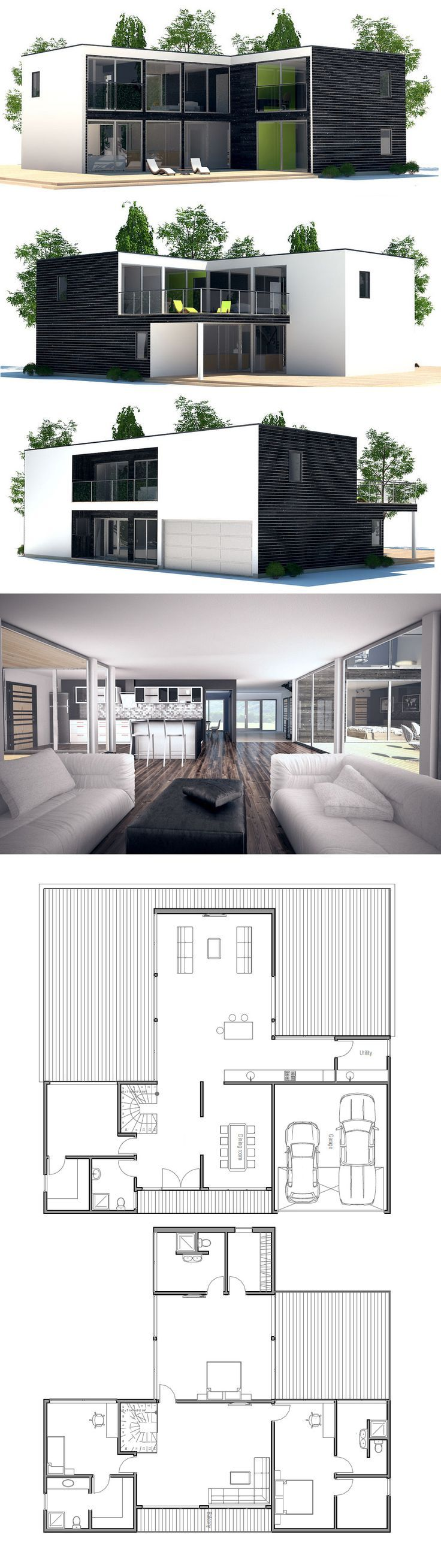 67 best Shipping Container Homes images on Pinterest | Container ...