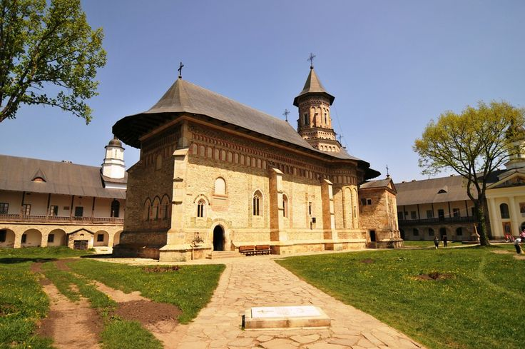 Neamt Monastery by Daniel Calin on 500px www.romaniasfriends.com