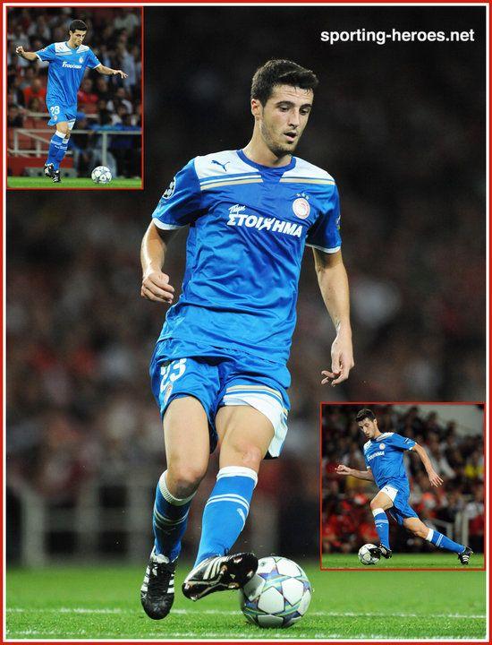 Ivan MARCANO - Olympiacos - UEFA Champions League 2011/12 Group F.