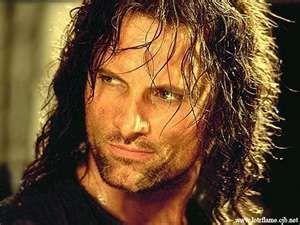 Gustav  (Viggo Mortensen as Aragorn, Lord of the Rings)