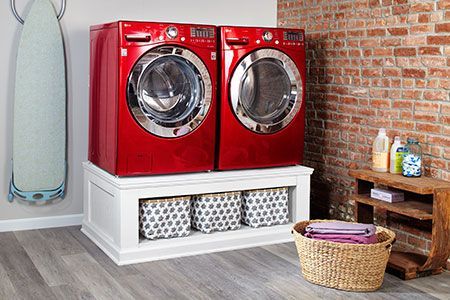 with Mark Powers | thisoldhouse.com | from How to Build a Laundry Pedestal