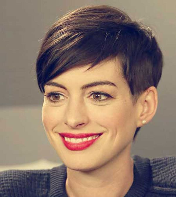 THE PIXIE OR UNDERCUT PIXIE – A chic pixie, but for spring the extra hit is the bit of an undercut.