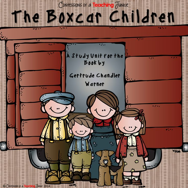 """This unit features 35 pages of comprehension and language skill activities, for the book, """"The Boxcar Children"""" by Gertrude Chandler Warner, ready to print and use. I have used ideas from a variety of resources to create this complete literature study/novel unit. You will not be disappointed!"""