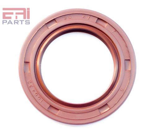 Oil and Grease Seal TC 40X55X7 Viton Rubber Double Lip w// Spring 40mmX55mmX7mm.