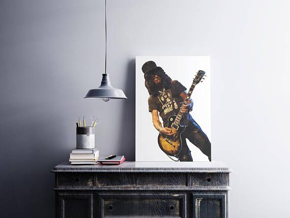 Slash Low Res Poly Illustration