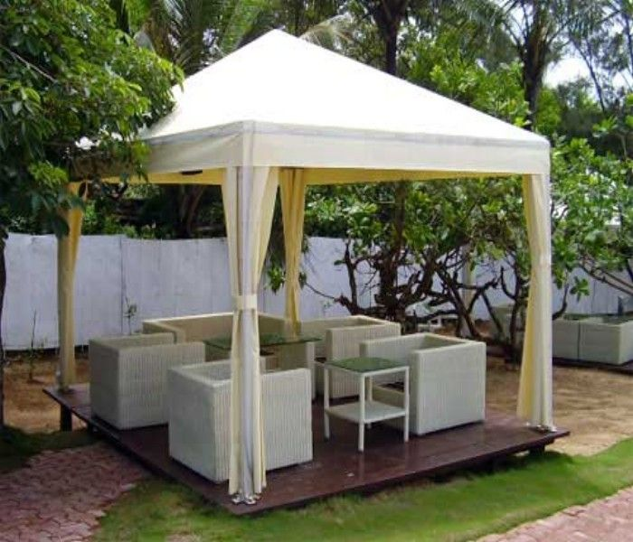 gazebo furniture ideas wooden modern patio gazebo furniture ideas pergola designs pinterest garden gazebo and
