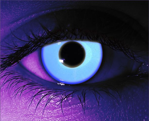 Special Effects Contact Lenses - With Halloween just around the corner, it's time to start planning some ghoulish shenanigans. With these amazing special effect contact lenses you'll be able to freak out your victims with a simple gaze.
