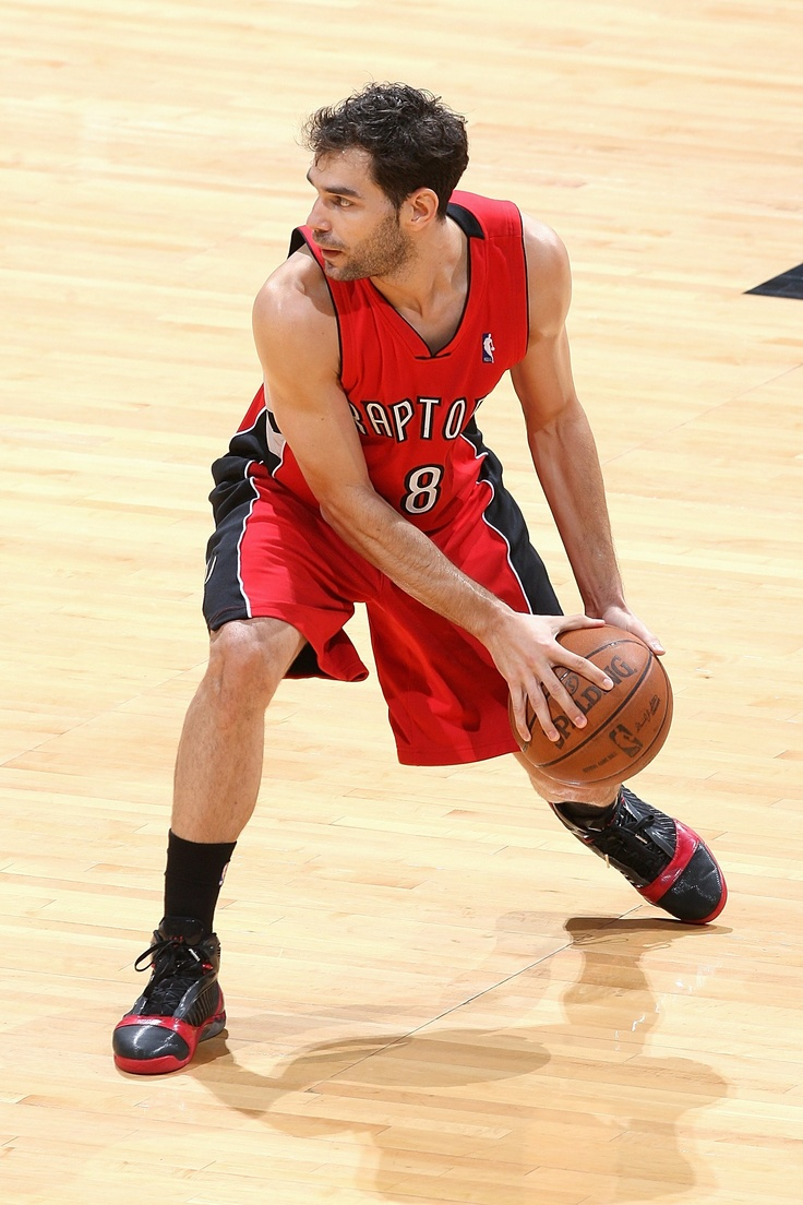 Jose Calderon-Toronto Raptors