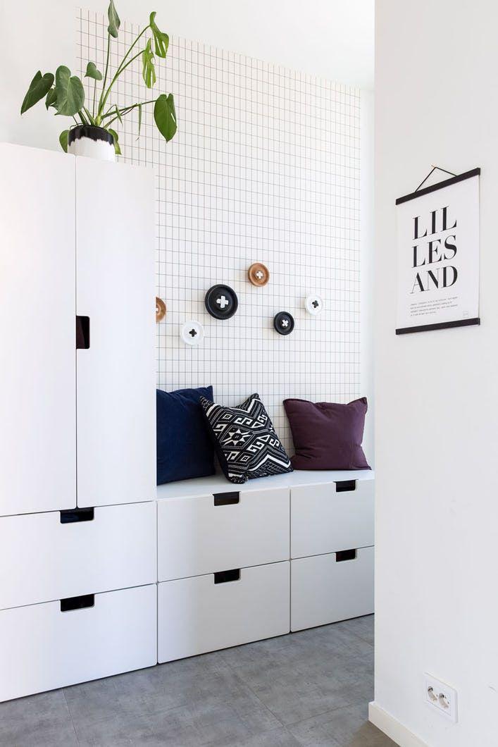 Ikea 'Stuva' cabinets