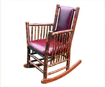 Hickory Furniture Designs   163   Rocker