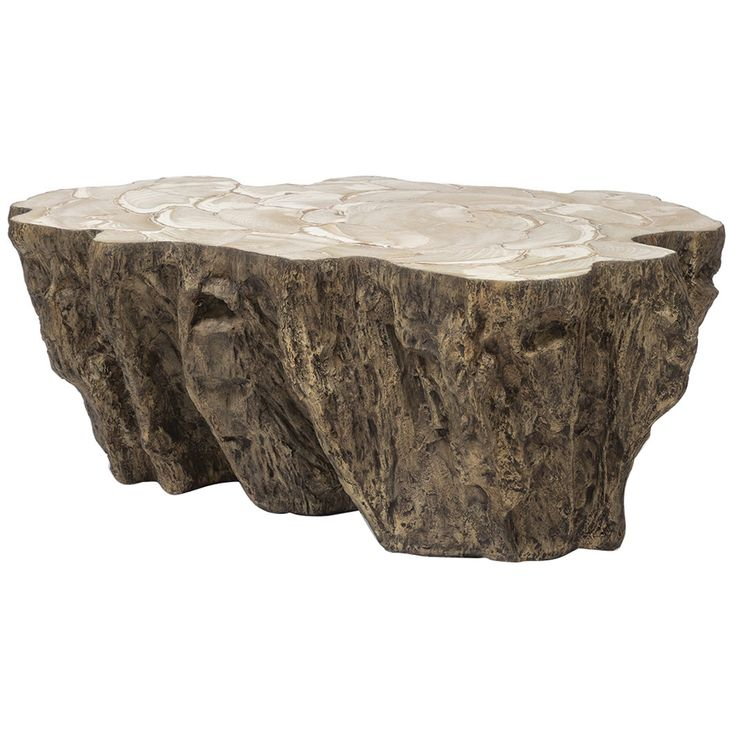 Large Tree Stump Coffee Table: 17 Best Ideas About Tree Trunk Coffee Table On Pinterest