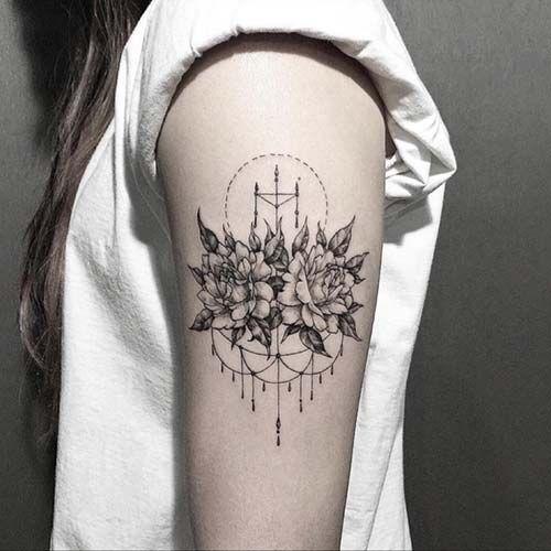 Upper Arm Tattoo Woman: 103 Best Üst Kol Dövmeleri / Upper Arm Tattoos Images By