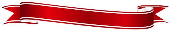 Красный и белый флаг PNG изображения Clipart