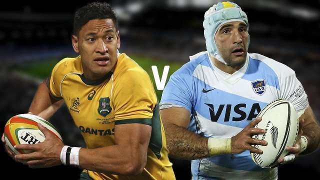 Calling all Aussies, you have to support the Wallabies in their semi-final match against the Pumas! #RWC2015