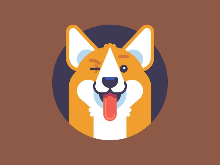 Corgi by Alexey Kuvaldin for Thinkmojo
