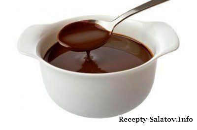 Кофейный соус для барбекю