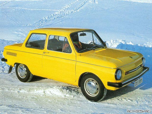 ЗАЗ 968М Запорожец Опытный (1977)