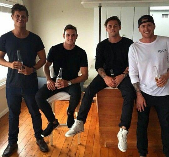 Harrison, Max, Jesse and Jake
