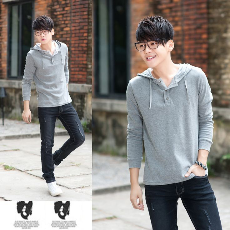 Korean Men Fashion Casual Style Korean Fashion