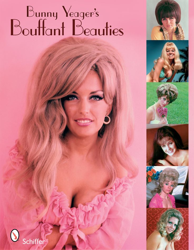 Heeft het bouffant hair styles nude photos granny