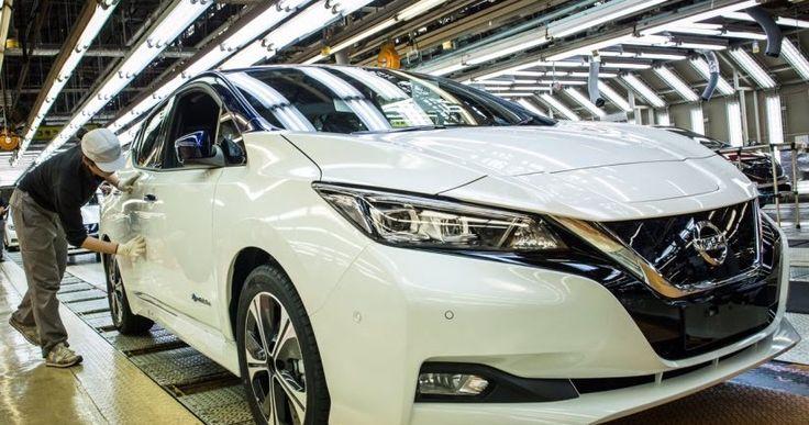 Έναρξη παραγωγής του νέου Nissan LEAF στις ΗΠΑ και το Ηνωμένο Βασίλειο