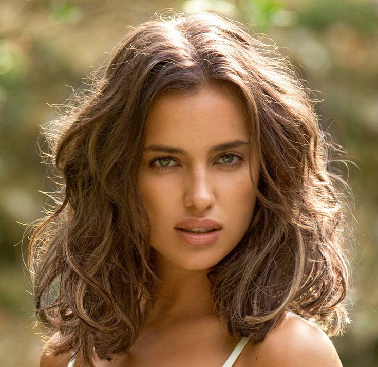 Irina Shayk: love the hair