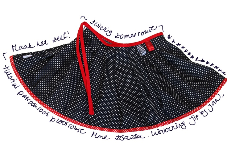 Maak het zelf! Zwierig zomerrokje volgens patroonloze tutorial van Mme Zsazsa. Eindeloze variatiemogelijkheden met +/- 1/2 meter stof! http://jipbyjan.blogspot.nl/2013/06/patroonloze-plooirokjes-verslaving-ligt.html
